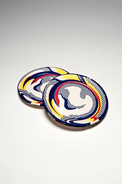 Roy Lichtenstein, 'Paper Plates (Set of 10)', 1969, The Modern Archive