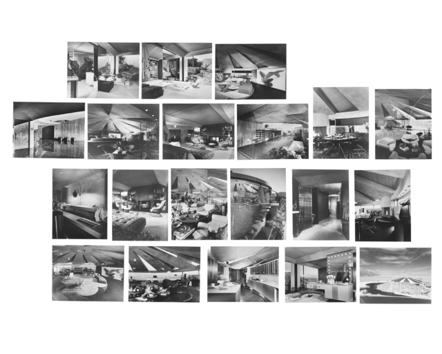 Leeland Lee, 'Elrod House, a collection of 20 photographs', John Moran Auctioneers
