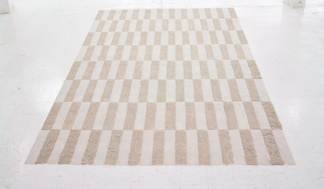, 'Untitled Ikea Rug,' 2011, Nina Johnson