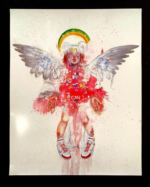 Antony Micallef, 'ANTONY MICALLEF 21ST CENTURY LOVE LA SHOW PRINT', 2005, Arts Limited