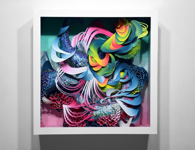, 'Spectrum: Bio Interloper VII,' 2014, Hashimoto Contemporary