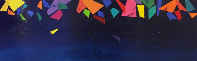 Deirdre Murphy, 'Long Distance Flyer', 2013, BoxHeart