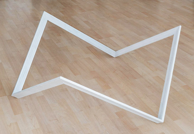 , 'Frame,' 2015, Hashimoto Contemporary