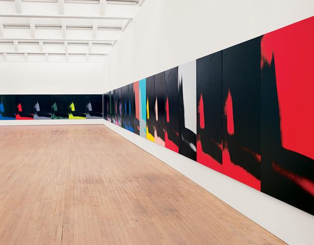 , 'Shadows,' 1978-1979, Musée d'Art Moderne de la Ville de Paris