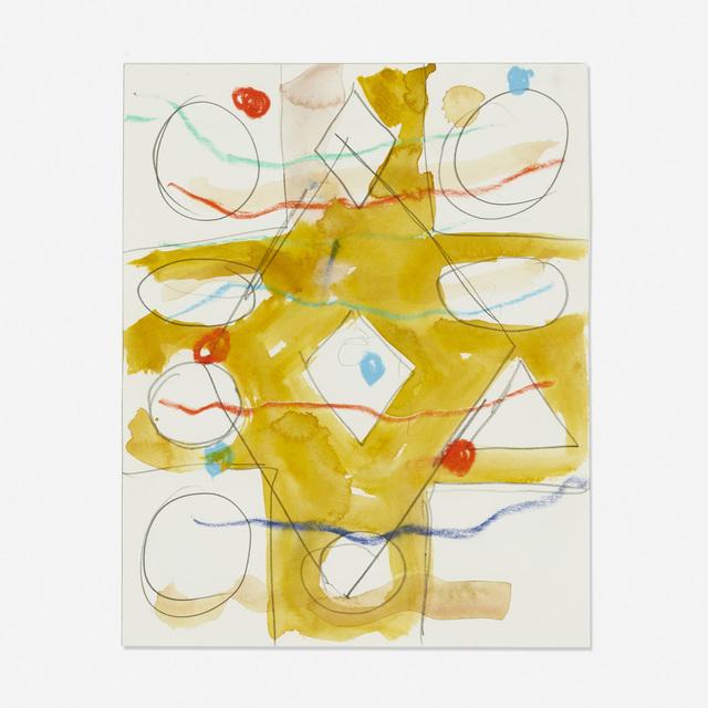 Norbert Prangenberg, 'Untitled', 1989, Wright