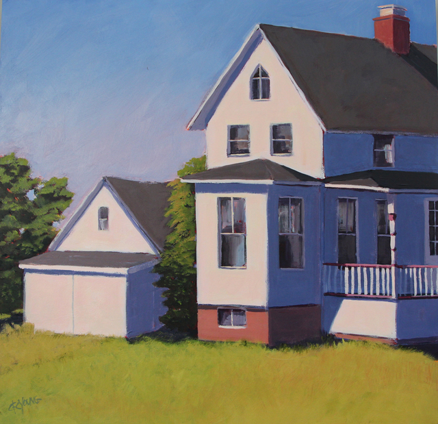 , 'House by the Harbor,' 2015, Sorelle Gallery Fine Art