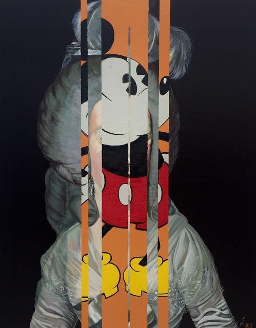 , 'Mickey -lady ,' 2016, Nuun Espacio de Arte