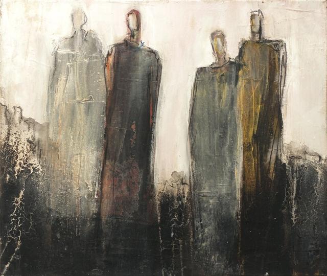 Edith Konrad, '9497', 2017, Artspace Warehouse