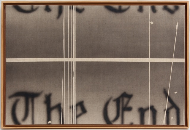 , 'The End,' 1993, Hosfelt Gallery