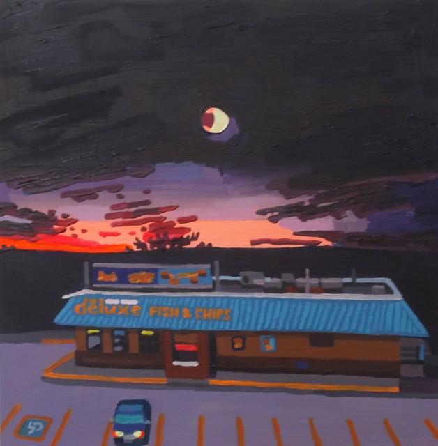 Jack Bishop, 'Moonlight Deluxed', 2019, Studio 21 Fine Art