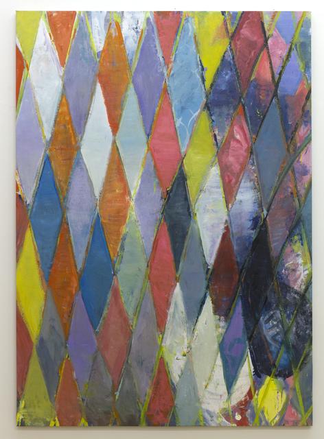 , 'Harlequin DJ,' 2016, Peter Blum Gallery