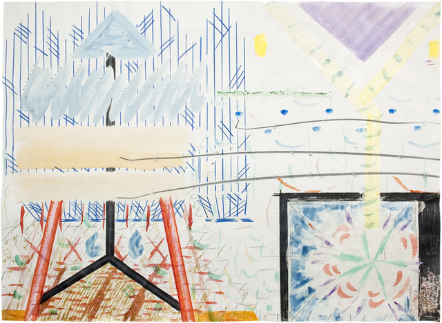 , 'Y,' 2013, Barbara Thumm