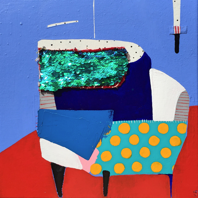 , 'Corner Chair,' 2017, Matthew Rachman Gallery