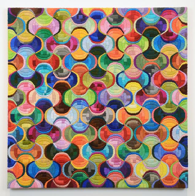 , 'Multicolored Shells,' 2015, Minus Space