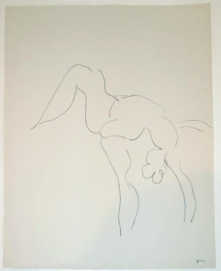 , 'DANSEUSES ACROBATES - PLATE 8,' 1931, Galerie Maximillian