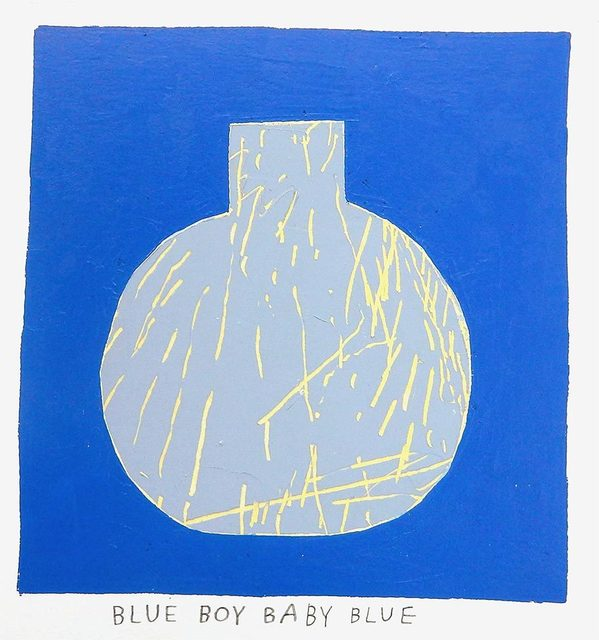 , 'blue boy baby blue,' 2017, Uprise Art