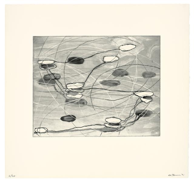 , 'Pivot,' 1991, Elizabeth Leach Gallery