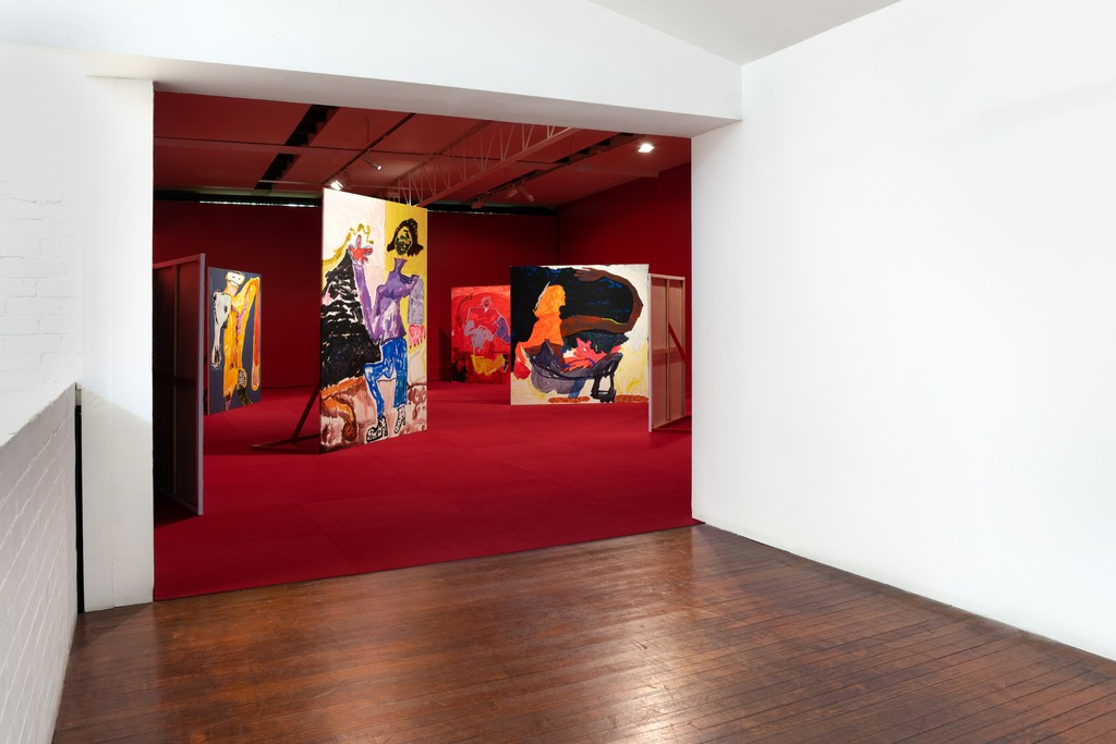Exhibition view, Tom Polo: I still thought you were looking, Roslyn Oxley9 Gallery, Sydney (18 April–11 May 2019). Photo: Luis Power.