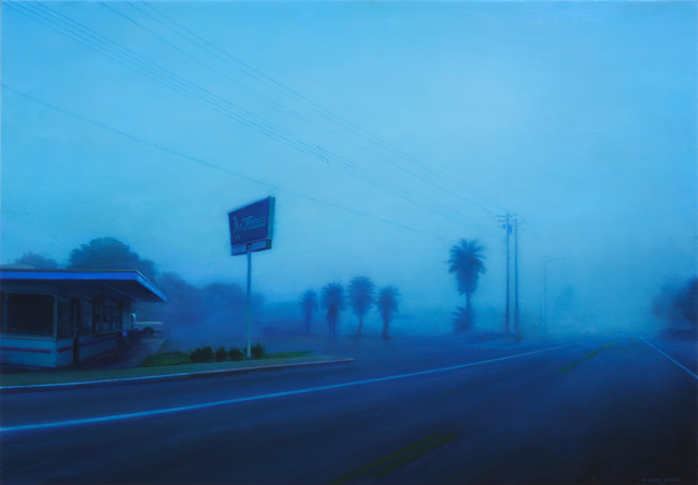 , 'Foggy Foster's Freeze,' 2013, Paul Thiebaud Gallery