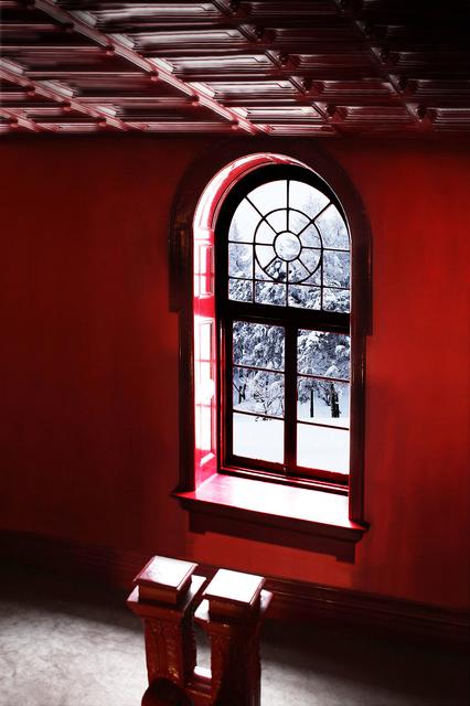 , 'Shanghai Red Wall V1,' 2017, Leehwaik Gallery