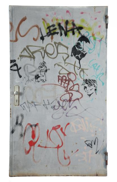 Banksy, 'Umbrella Rat', 2004, Julien's Auctions