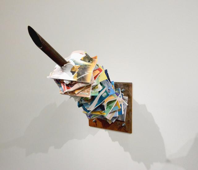 , 'A Selfless Act No. 2,' 2015, Eli Klein Gallery