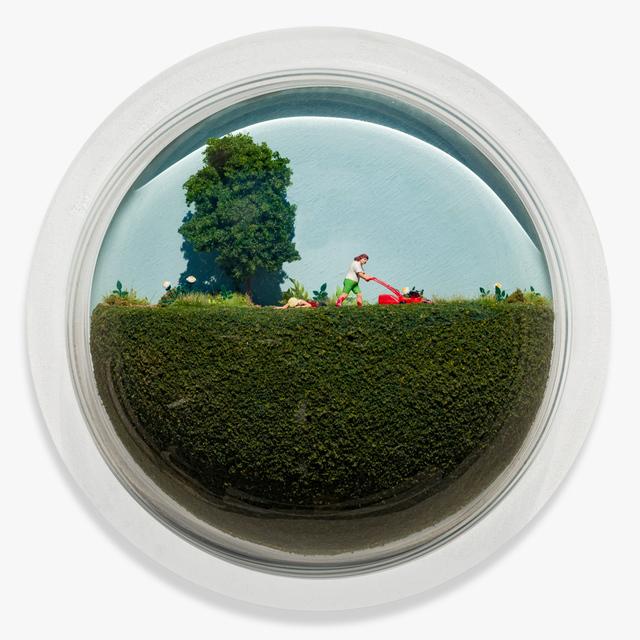 , 'Grass is Always Greener,' 2017, Spoke Art