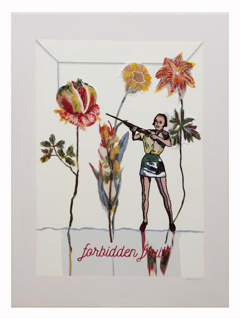 , 'Forbidden fruit ,' 2018, Gridchinhall