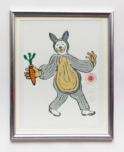 , 'Rabbit Costume Carrot in hand (extended) (AF27) ,' 2003, The Good Luck Gallery