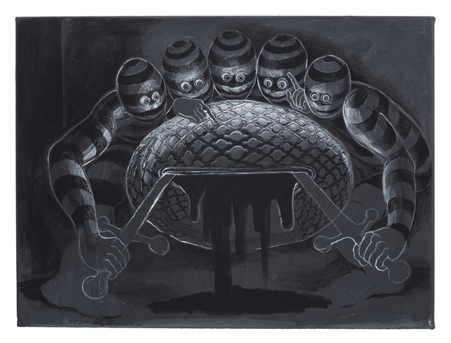 , 'Letting,' 2015, Shulamit Nazarian