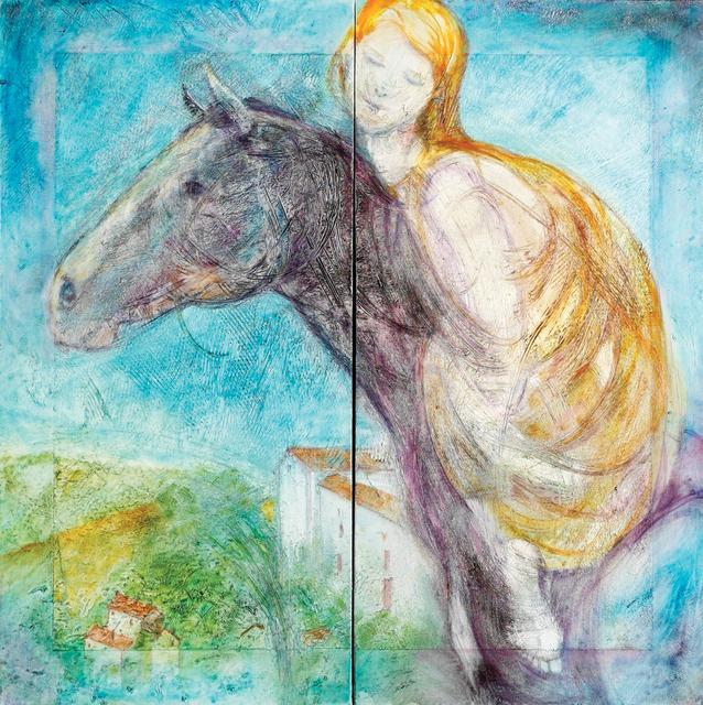 , 'Godiva,' 2010-2011, Walter Wickiser Gallery
