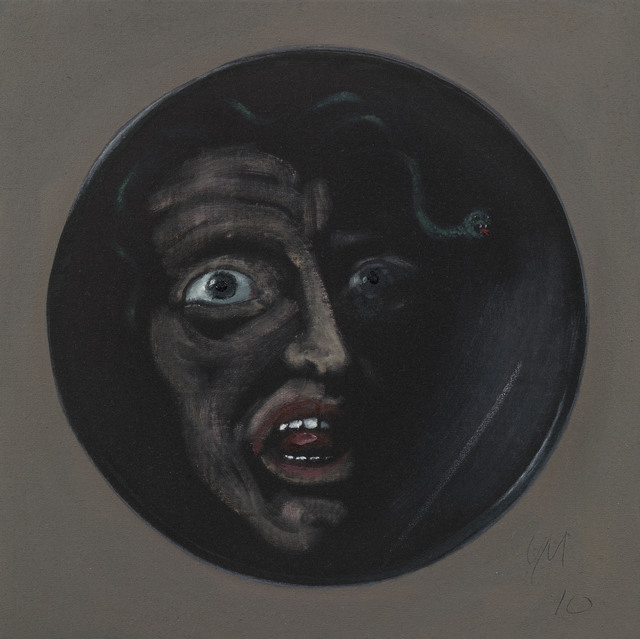 , 'Medusa,' 2010, Grob Gallery