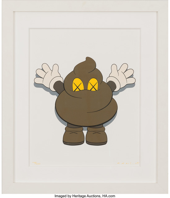 KAWS, 'Warm Regards', 2005, Heritage Auctions