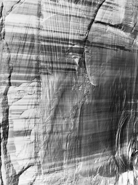, 'Striations, Glacialis Striations,' 2017, Benrubi Gallery