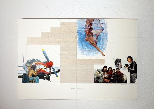 , 'Presence (whisper I),' 2008, Galerie Ron Mandos