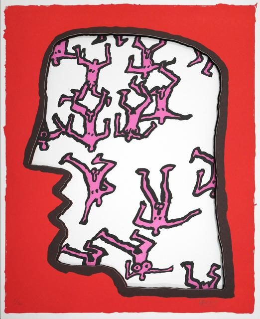 , 'Head,' 2017, Bert Green Fine Art