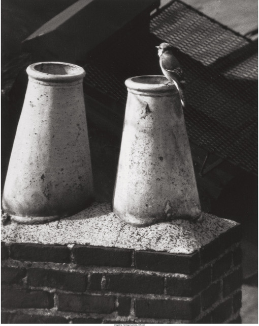 André Kertész, '20th Street West, New York, 1943 and Washington Square, New York, 1961 (two works)', Heritage Auctions