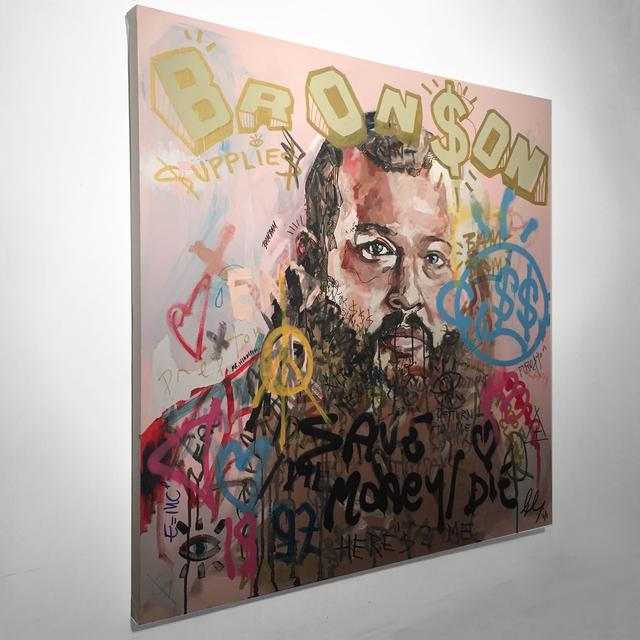 Preston Paperboy, 'Delicious (Action Bronson)', Marcel Katz Art