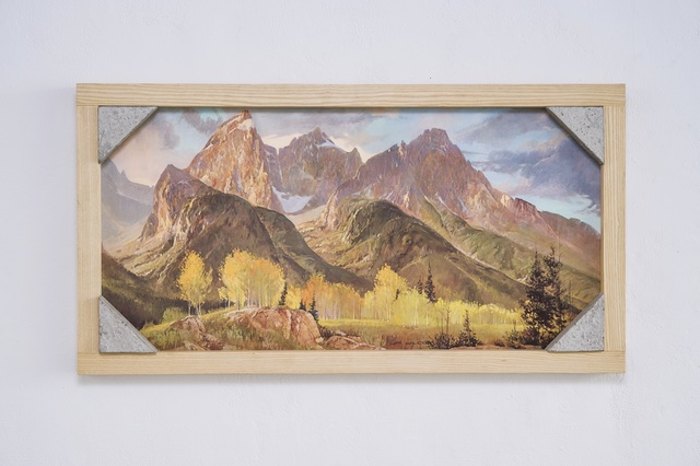 , 'West in Frame, ,' 2017, Page Bond Gallery
