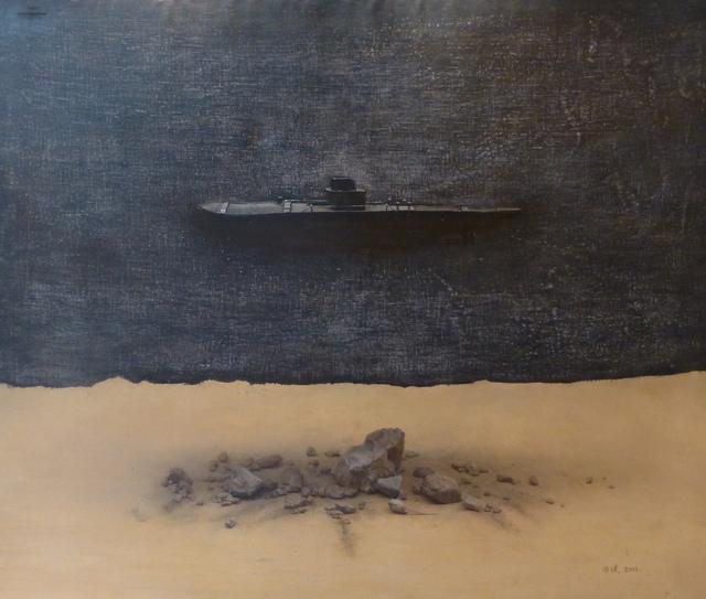 Zhang Jian 章剑, 'THE SUBMARINE', 2011, Danysz Gallery