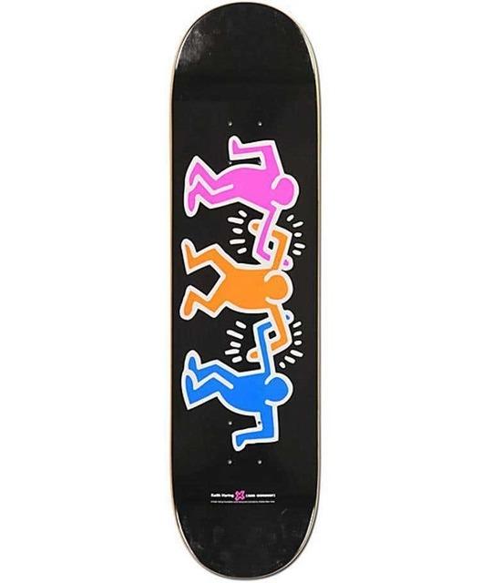 Keith Haring, 'Keith Haring Skateboard Deck ', ca. 2012, Lot 180