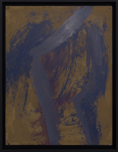Alberto Garcia-Alvarez, 'A-157', 1994, Painting, Mixed media on aluminium, Tim Melville Gallery