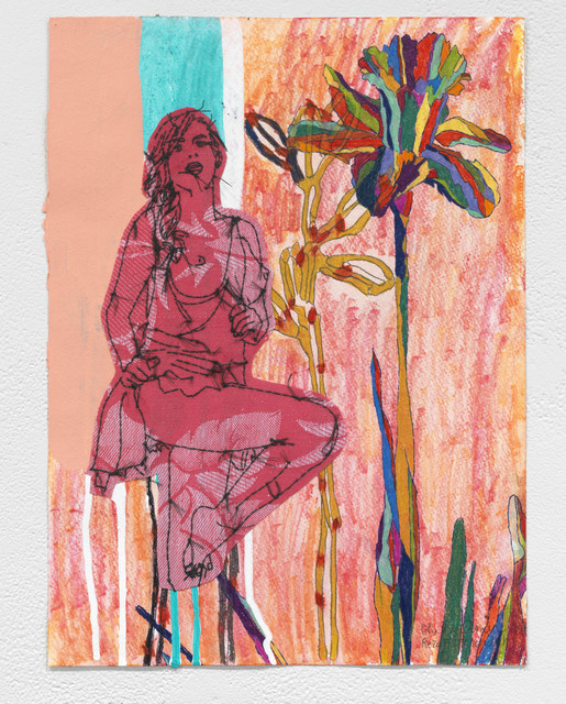 , 'Brave Margot,' 2017, Goodman Gallery