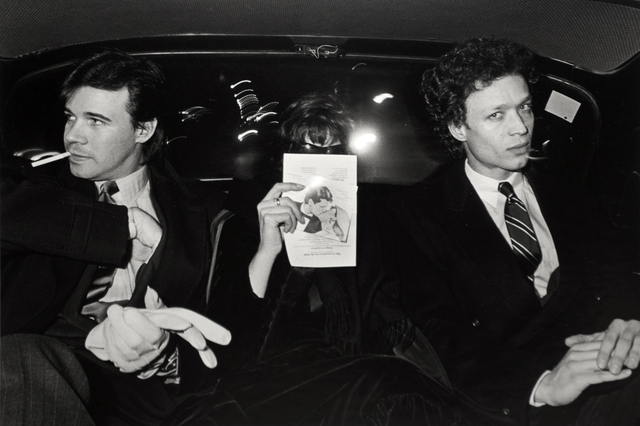, 'Riding with Dream Lovers in Love,' 1983, Bruce Silverstein Gallery