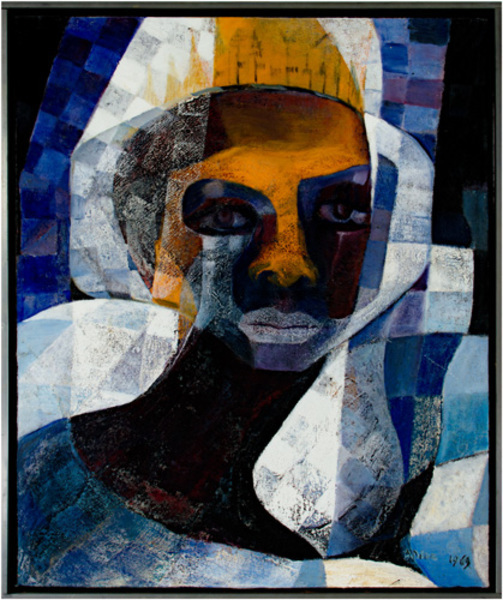 , 'Brazilian Girl,' 1969, David Barnett Gallery