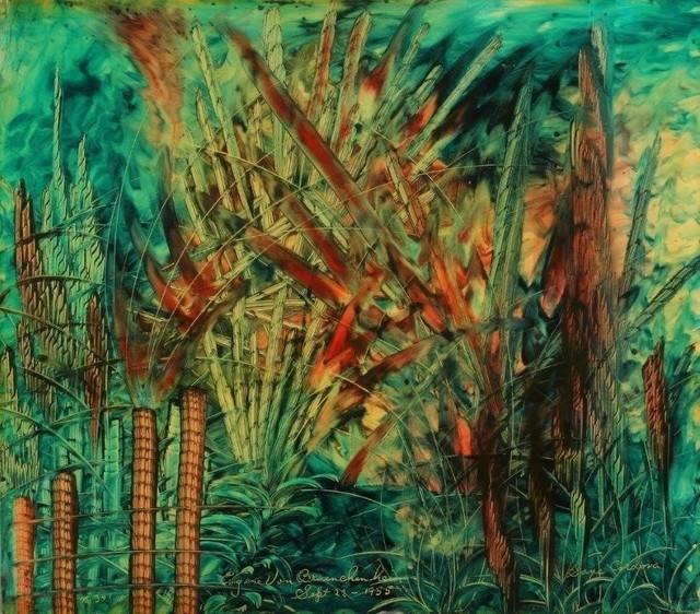 , 'Sans Cordova, September 22,' 1955, Jessica Silverman Gallery