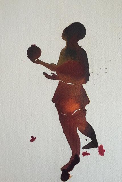 , 'Figure 4,' 2016, Leila Heller Gallery
