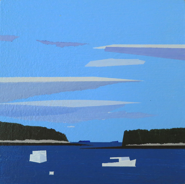 , 'Boats,' , Dowling Walsh