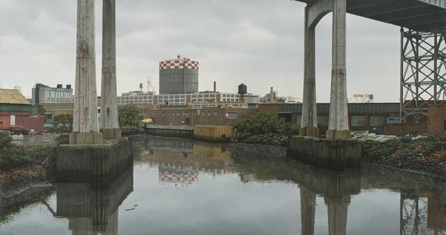 , 'Dutch Kills Creek, Greenpoint,' 1990, Louis K. Meisel Gallery