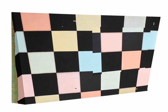, 'Dazzle camouflage ,' 2018, KIRK Gallery